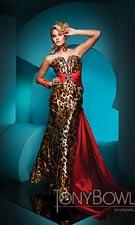 Tony Bowls 111700 Red Dress