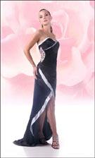 Xcite 3456 Black Dress