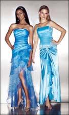 Xcite 3466 Blue Dress