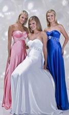 Xcite 3637 Flamingo-White-Royal Dress
