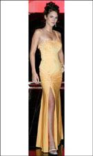 Xcite 4117 Orange Dress