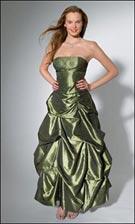 Zum Zum 1101 Olive Dress